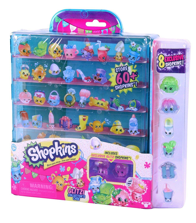 91Mbc6jyELL. SL1500  - Shopkins season 4 Glitzi collectors case with 8 exclusive shopkins