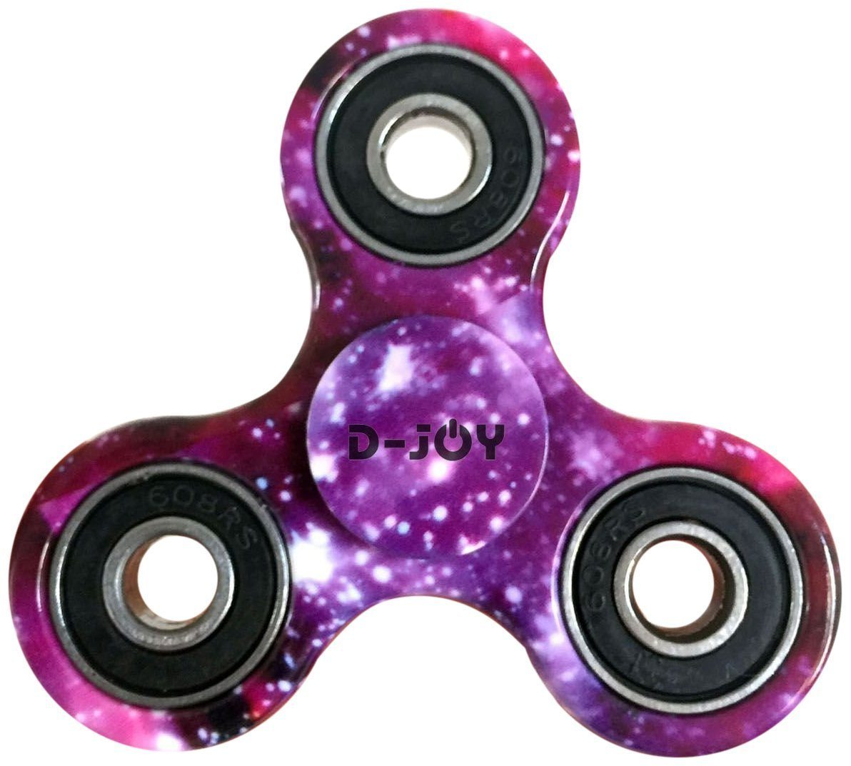 71phYjakkjL. SL1192  - FORTUNE WHEEL Tri-Spinner Fidget Toy Hand Spinner Camouflage, Stress Reducer Relieve Anxiety and Boredom Camo (Starry sky)