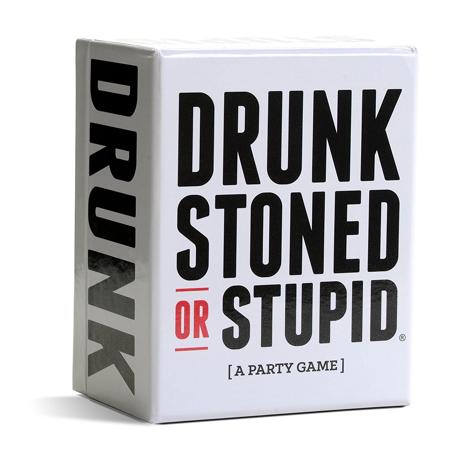 81q roq5TCL. SL1500  - DRUNK STONED OR STUPID [A Party Game]