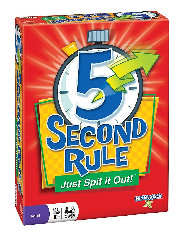91hsd1wiweL. SL1500  - 5 Second Rule - Just Spit it Out!