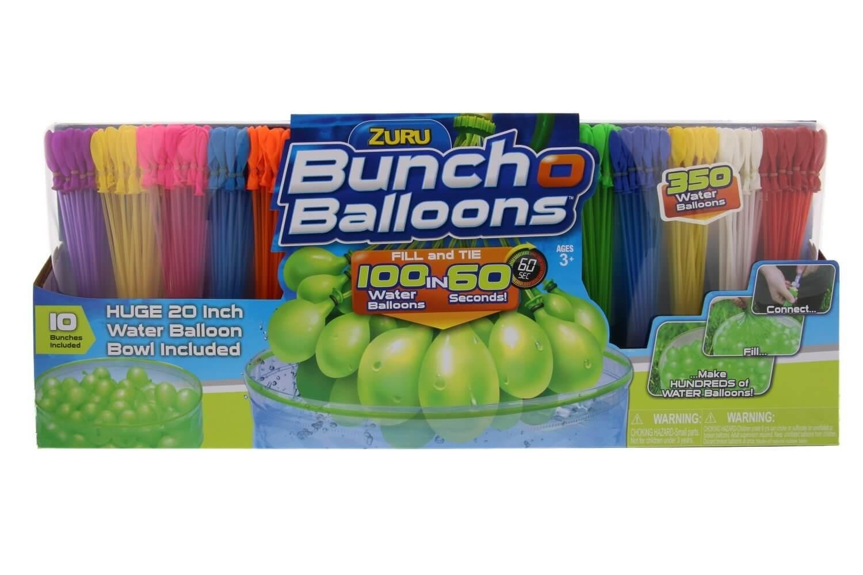 """71skITfkcWL. SL1500  - ZURU Bunch O Balloons, Fill in 60 Seconds, 350 Water Balloons, 20"""" Water Balloon Bowl Included"""