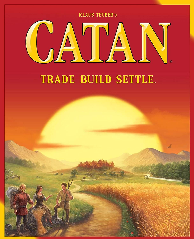 81tWnmJQwBL. SL1500  - Catan 5th Edition