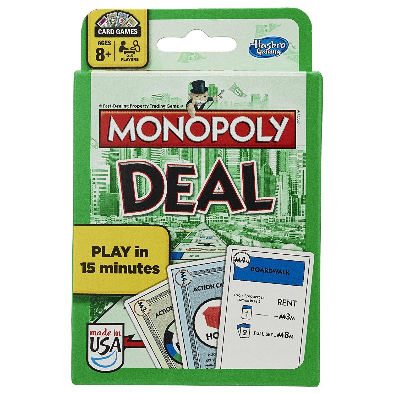 91VpONZe6ZL. SL1500  - Monopoly Deal Card Game