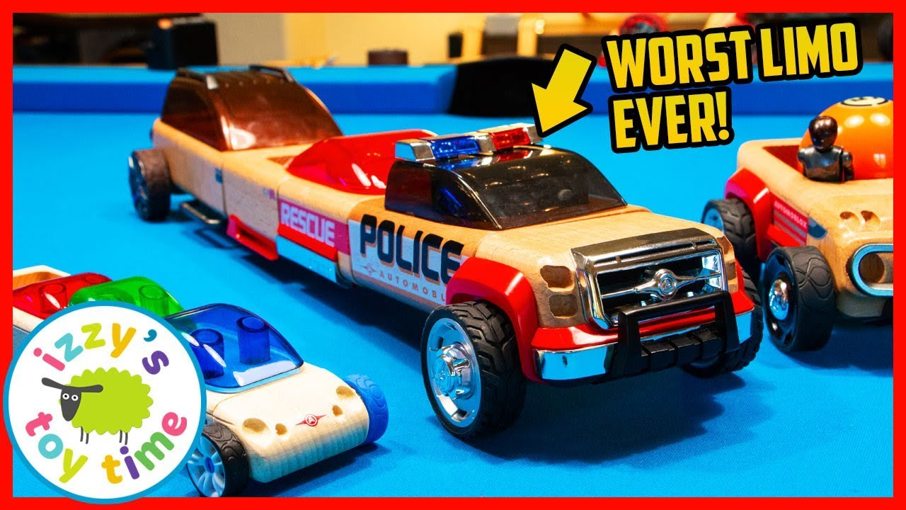 Cars for Kids AUTOMOBLOX WORST LIMO EVER Fun Toys for Kids - Cars for Kids | AUTOMOBLOX! WORST LIMO EVER! Fun Toys for Kids