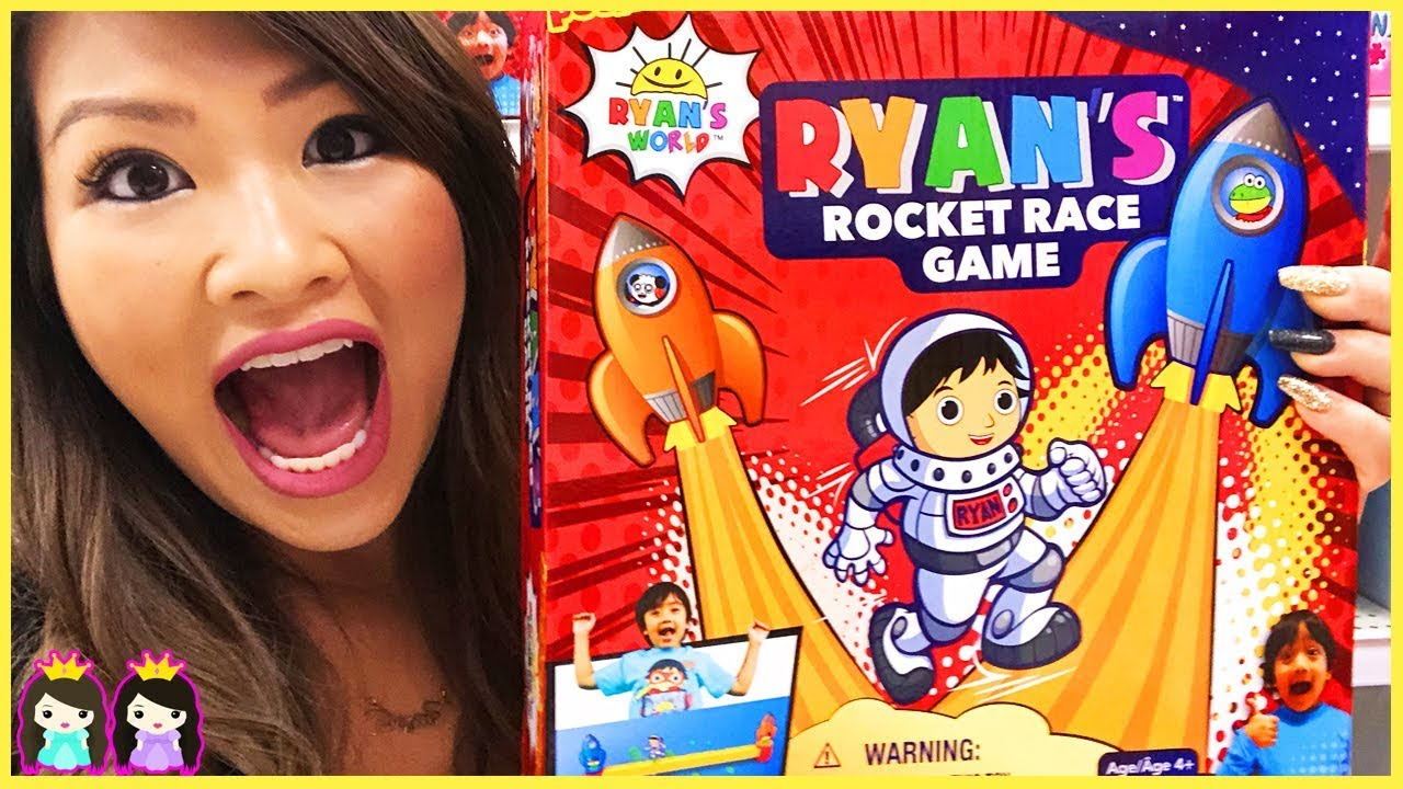 Family Fun Shopping Trip Toy Hunt for Ryans Birthday Present with Princess ToysReview - Family Fun Shopping Trip! Toy Hunt for Ryan's Birthday Present with Princess ToysReview