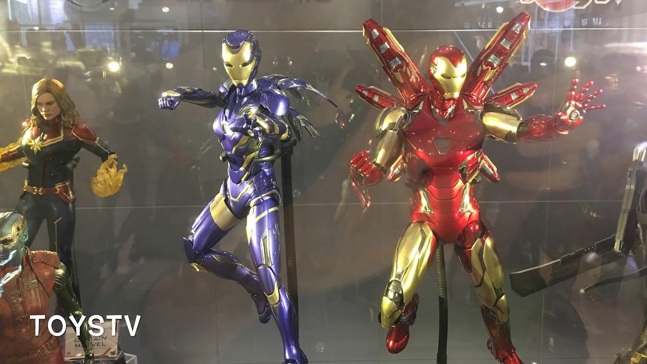 TOYSTV ProtoPreviewHot Toys 16 Avengers 4 Endgame Iron Man Rescue Pepper Potts - TOYSTV ProtoPreview「原型畢露」Hot Toys 1/6 Avengers 4 Endgame : Iron Man Rescue Pepper Potts