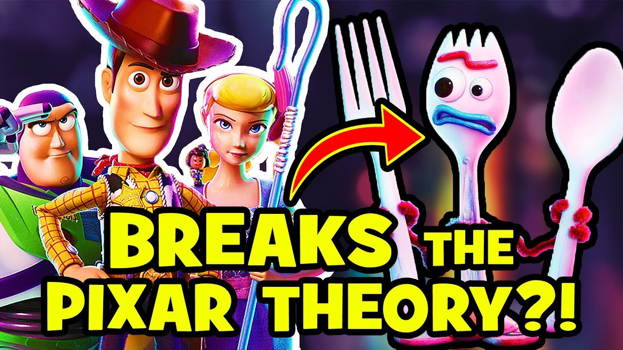 Toy Story 4 DEBUNKS Pixar Theory MORE Easter Eggs REVEALED - Toy Story 4 DEBUNKS Pixar Theory?! MORE Easter Eggs REVEALED!