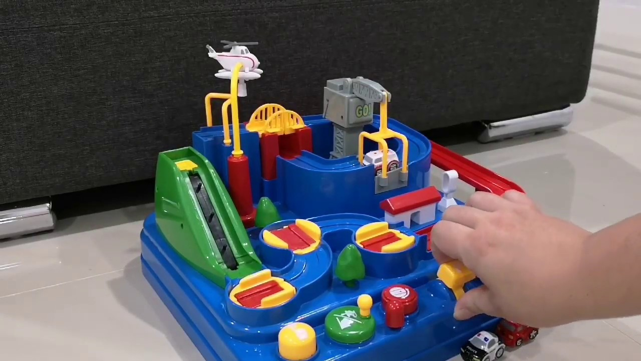 Yaya Toys Review New Concept Mechanical Rail car Adventure Childrens Rail Car Toys - Yaya Toys Review | New Concept Mechanical Rail car Adventure Children's Rail Car Toys