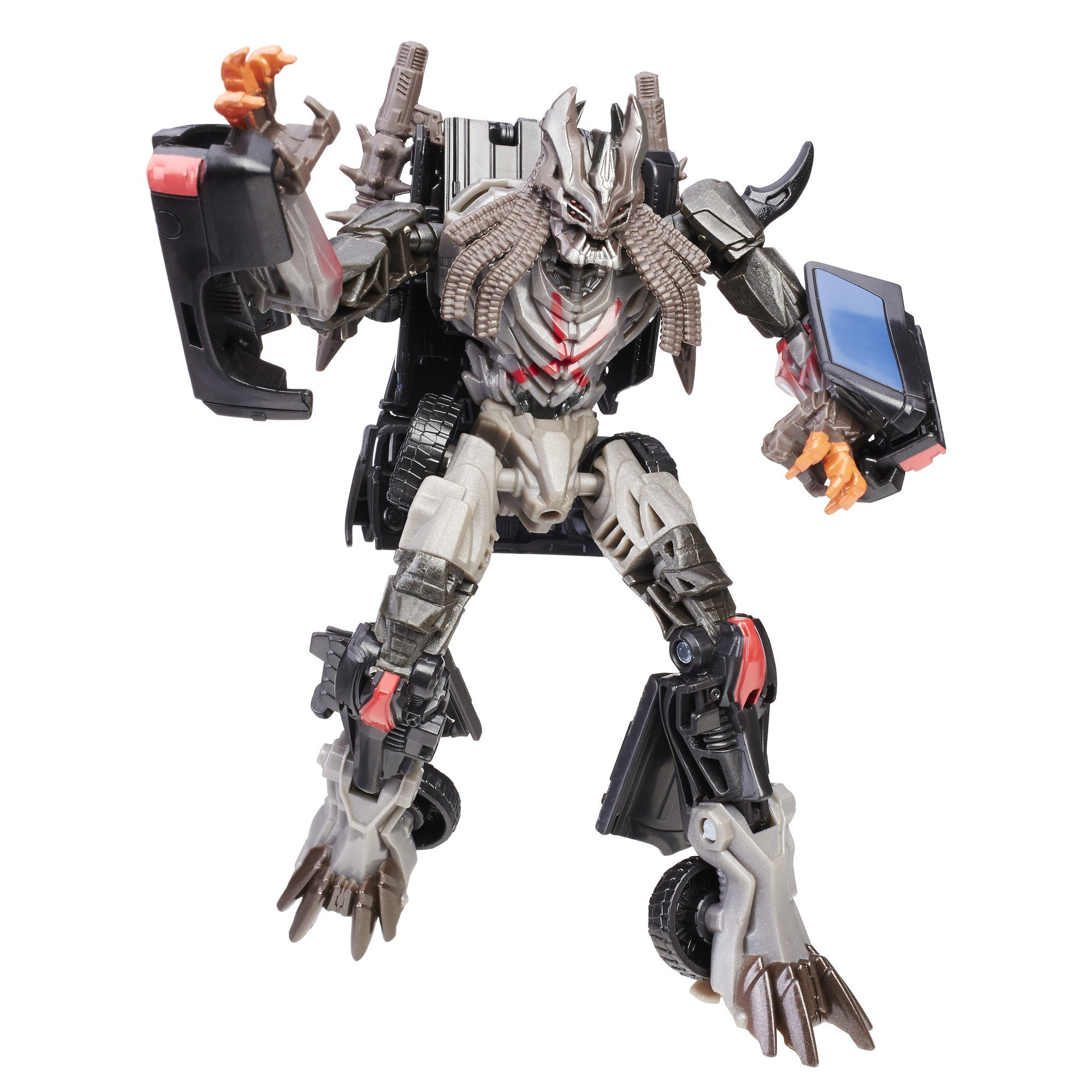 Transformers Deluxe Crowbar