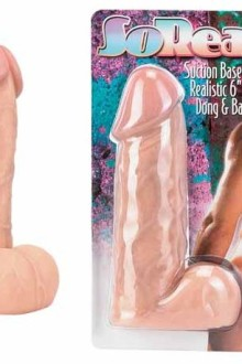 SO REAL 6inch BOLD DONG