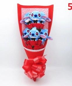 ot sale lovely stitch plush toys stuffe main