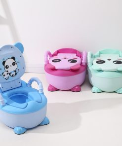 Years Old Children s Pot Soft Baby Potty Plastic Road Pot Infant Cute Baby