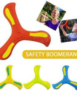 Pcs Scimitar Boomerang Children s Toy Puzzle Decompression Outdoor Products Toy Sports Fun Game Gifts For
