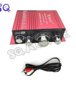 Free shipping Hi Fi Audio Stereo Amplifier Arcade Game Audio Kit  inch Speaker for Raspberry