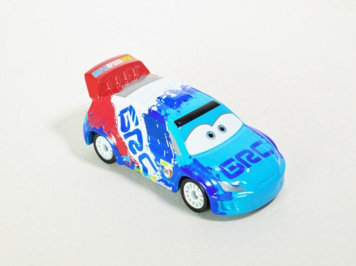 Tomica Disney Pixar Cars C19 Raoul Caroule - 04