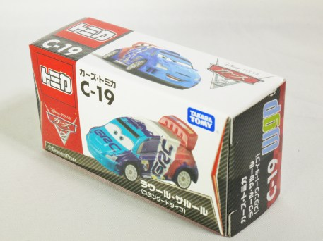 Tomica Disney Pixar Cars C19 Raoul Caroule - 10