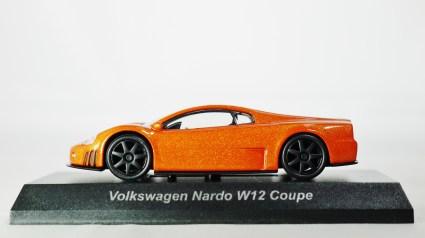 Kyosho 1-64 Volkswagen MiniCar Col 2 - Nardo W12 Coupe - ORG - 01