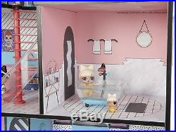 Lol Doll House Surprise Interactive Sounds Lights L O L