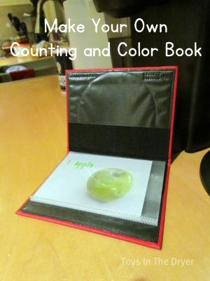 counting color book