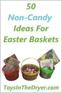 50 things (other than candy) to put in your child's Easter basket
