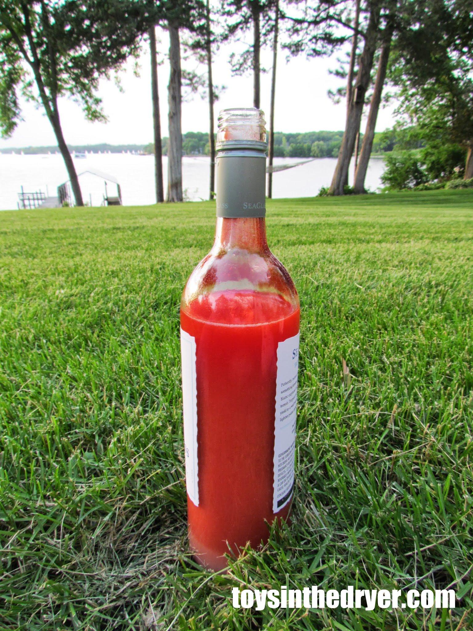Volcano In A Bottle