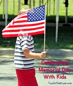 Celebrating Memorial Day with Kids