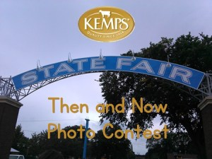 kemps minnesota state fair then and now photo contest