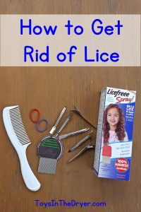 How to Get Rid of Lice (and the reality of it)
