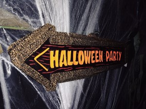 Welcome to the Halloween Party