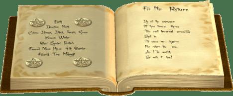 тайная книга