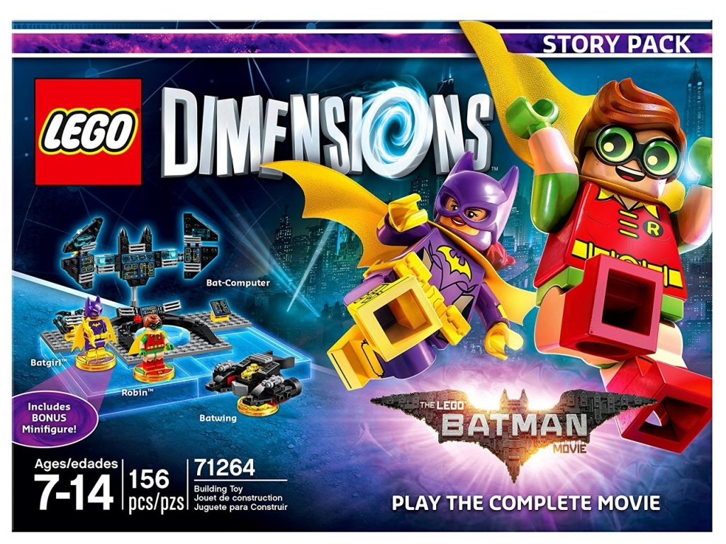 Lego Dimensions Frivolous Waste Of Time