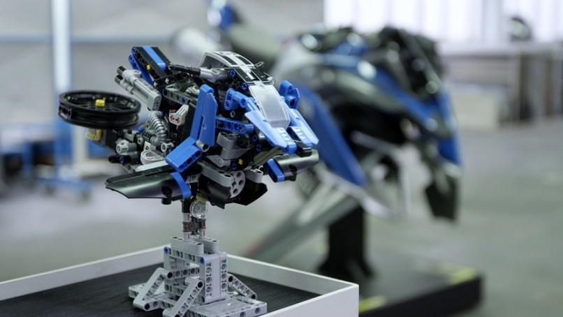 420363 Lego Technic Bmw R 1200 Gs