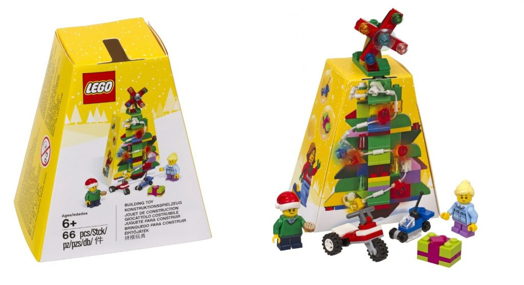 Toys N Bricks   LEGO News Site   Sales  Deals  Reviews  MOCs  Blog     2017 LEGO 5004934 Seasonal Christmas Ornament