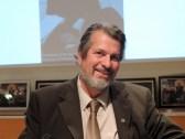Johan Dreue, l'organisateur de ce colloque
