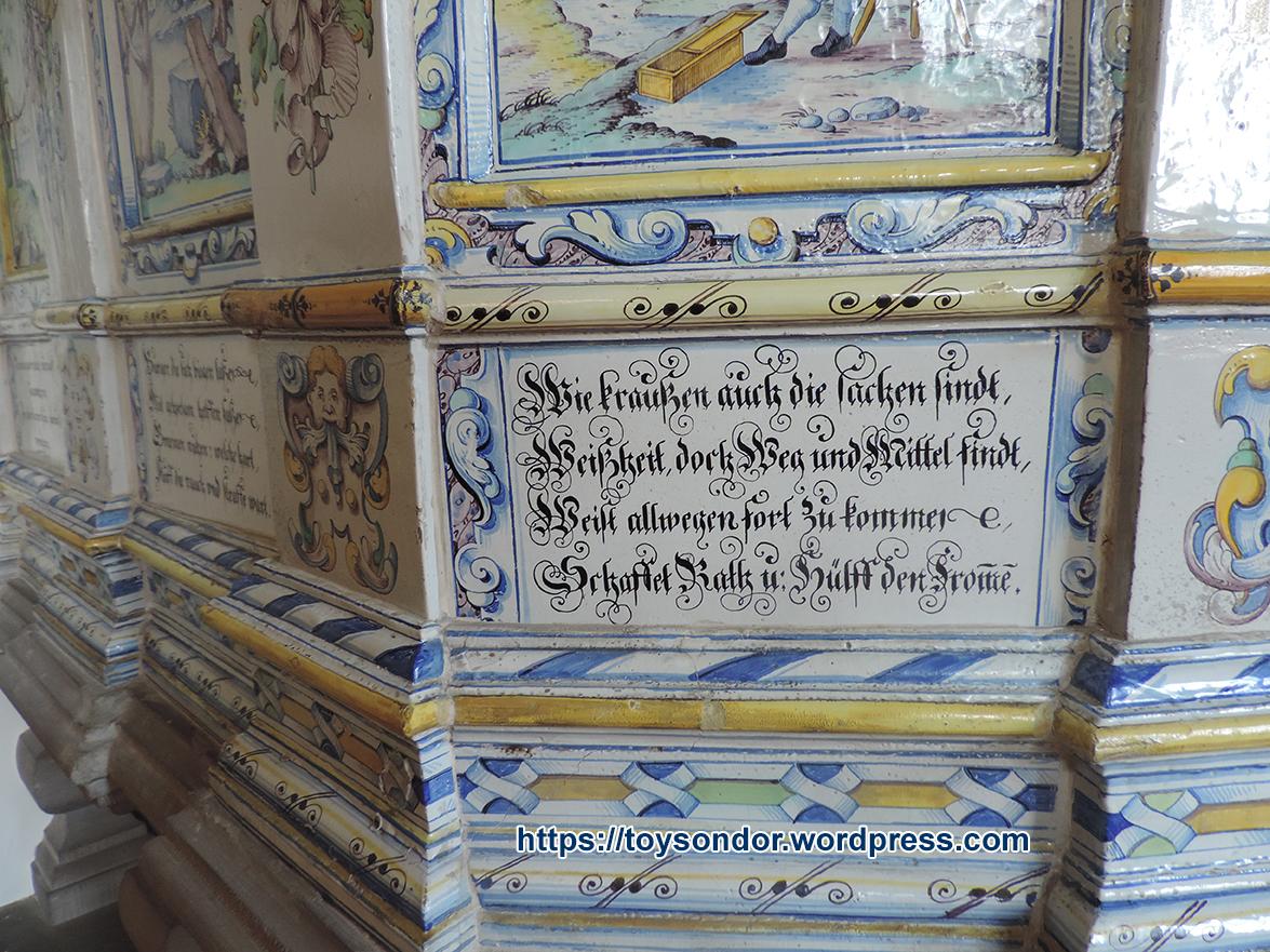 Le four alchimique de Winterthur et le testament de Fulcanelli