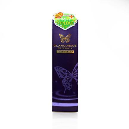 日本JEX 魅力蝴蝶保濕 30ML 水性潤滑劑