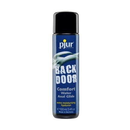 PJUR – BACK DOOR COMFORT 舒適肛交專用 100ml 水性潤滑液