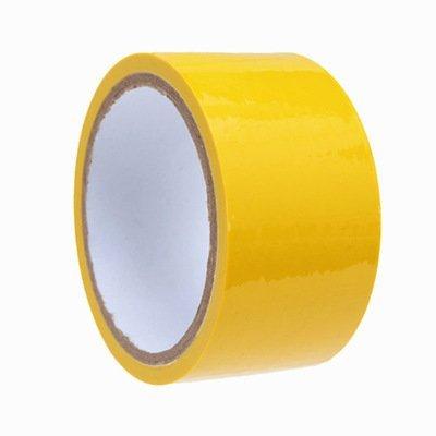 調教專用SM膠帶 – 黃色