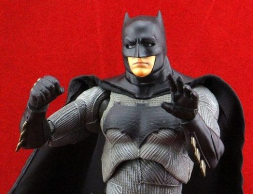 Mafex Dawn of Justice Batman