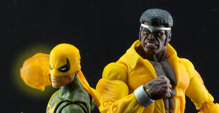 Marvel Legends Iron Fist