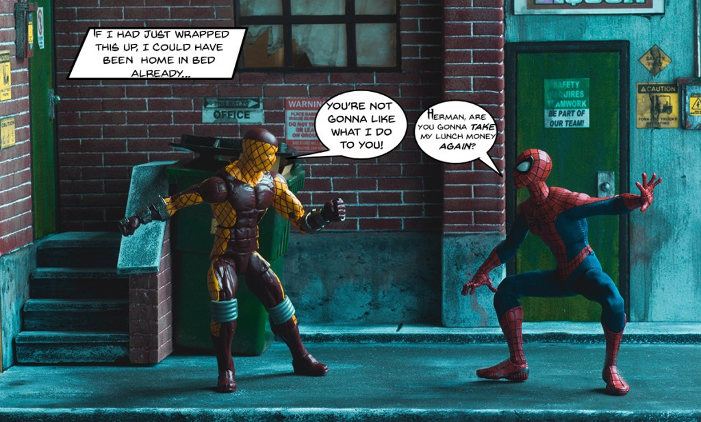 Mezco Spider-Man