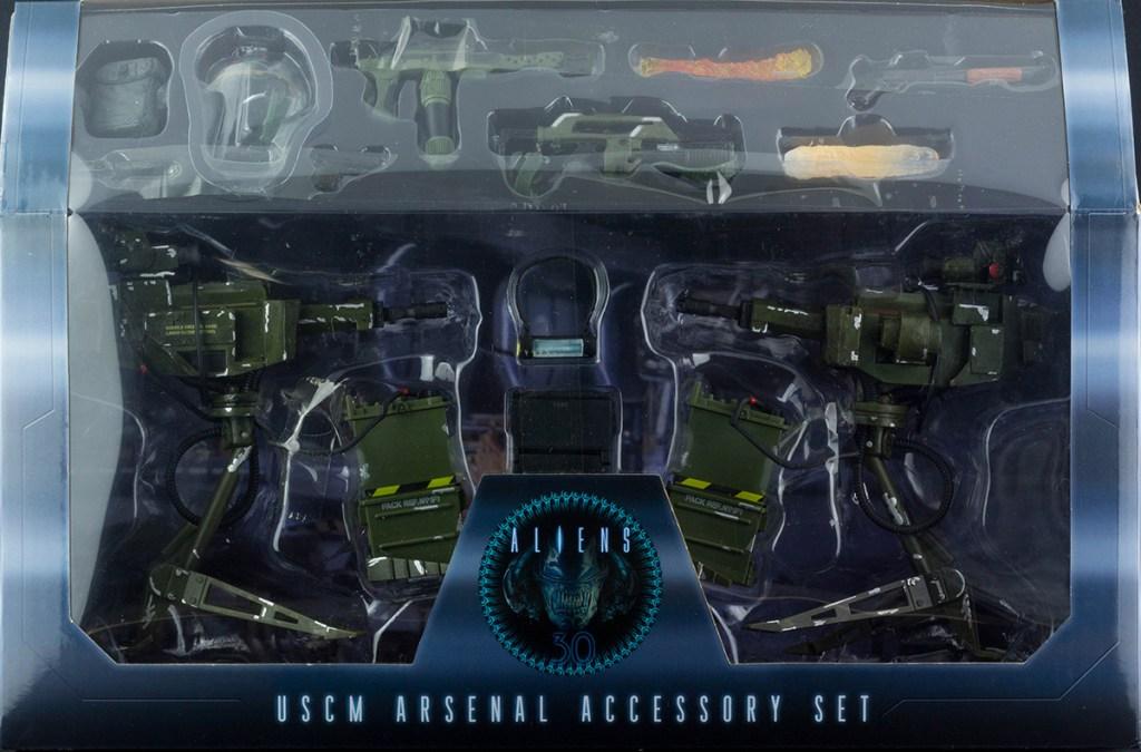 NECA Marine Accessory Pack