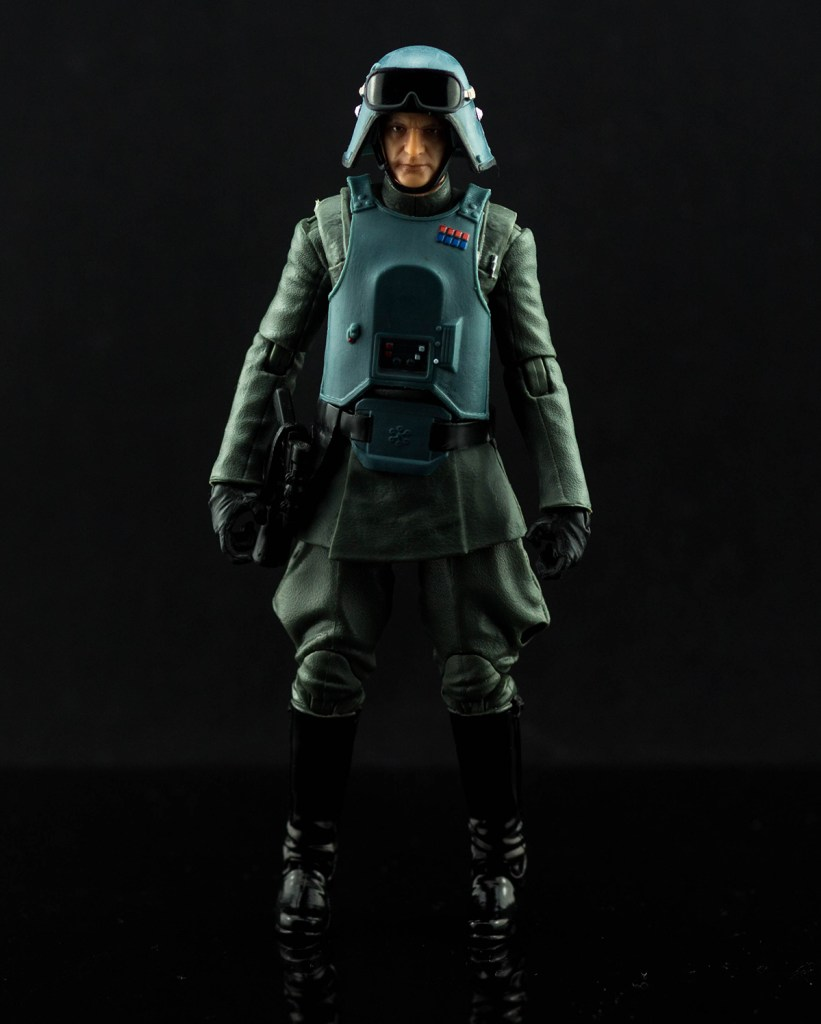 Star Wars The Black Series General Veers