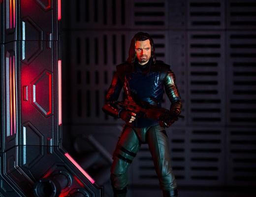 S.H. Figuarts Infinity War Bucky