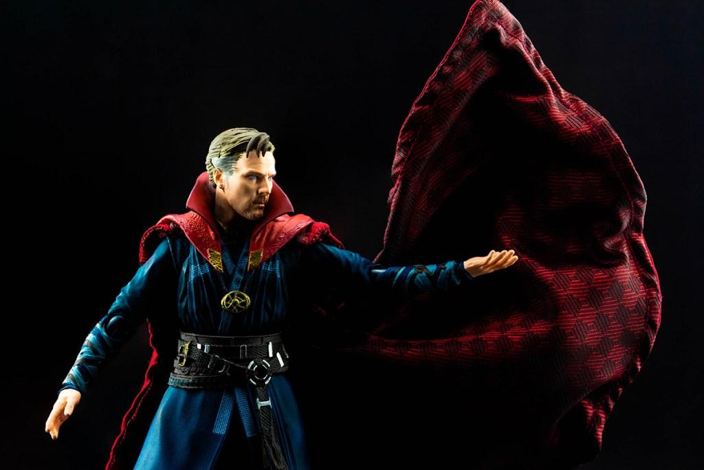 S. H. Figuarts Doctor Strange Custom Cloak