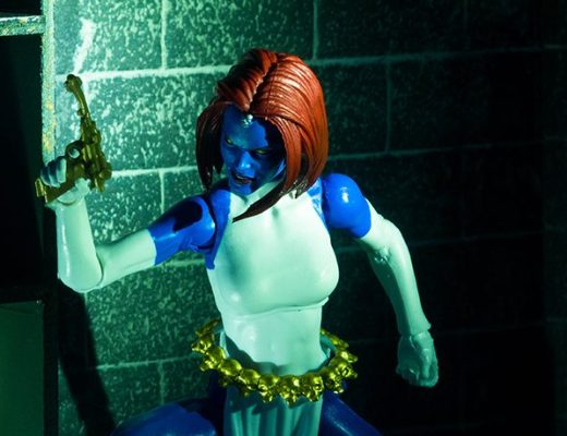 Marvel Legends Mystique