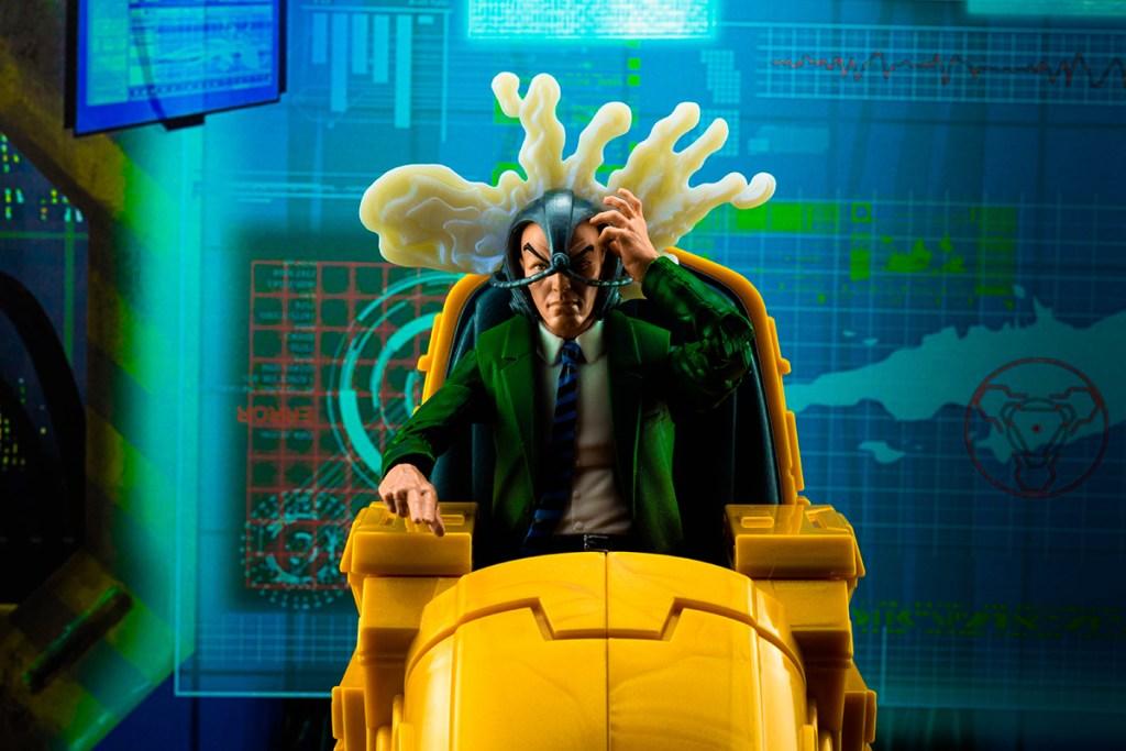 Marvel Legends Professor X