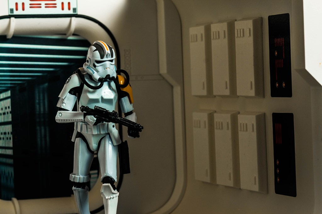 Tantive IV Rebel Blockade Runner