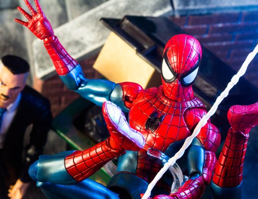 Mafex Spider Man