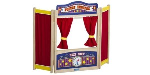 Home Puppet Theater